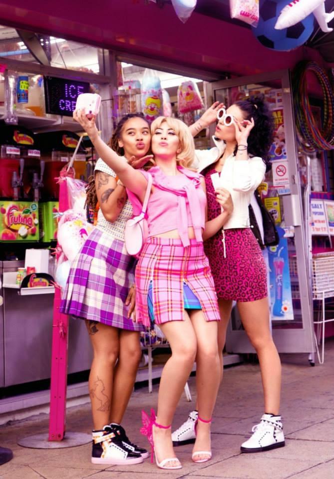Pinktastic Saturday: Sophia Webster Barbie Collection