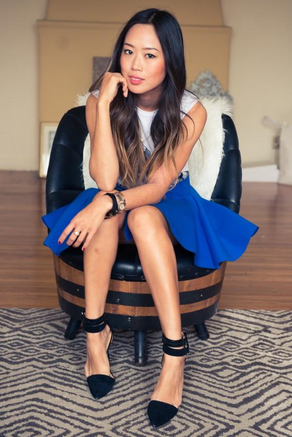 Peek Inside: Fashion Blogger Song Of Style's Closet
