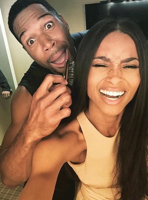 Wardrobe Breakdown: Ciara On Live With Kelly & Michael
