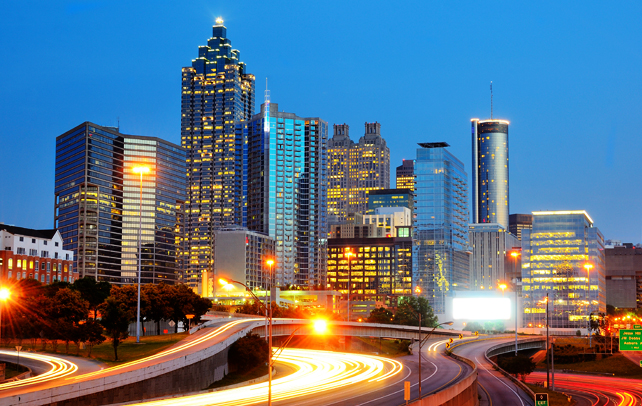 Atlanta One Of The Top Cities For Social Influence!