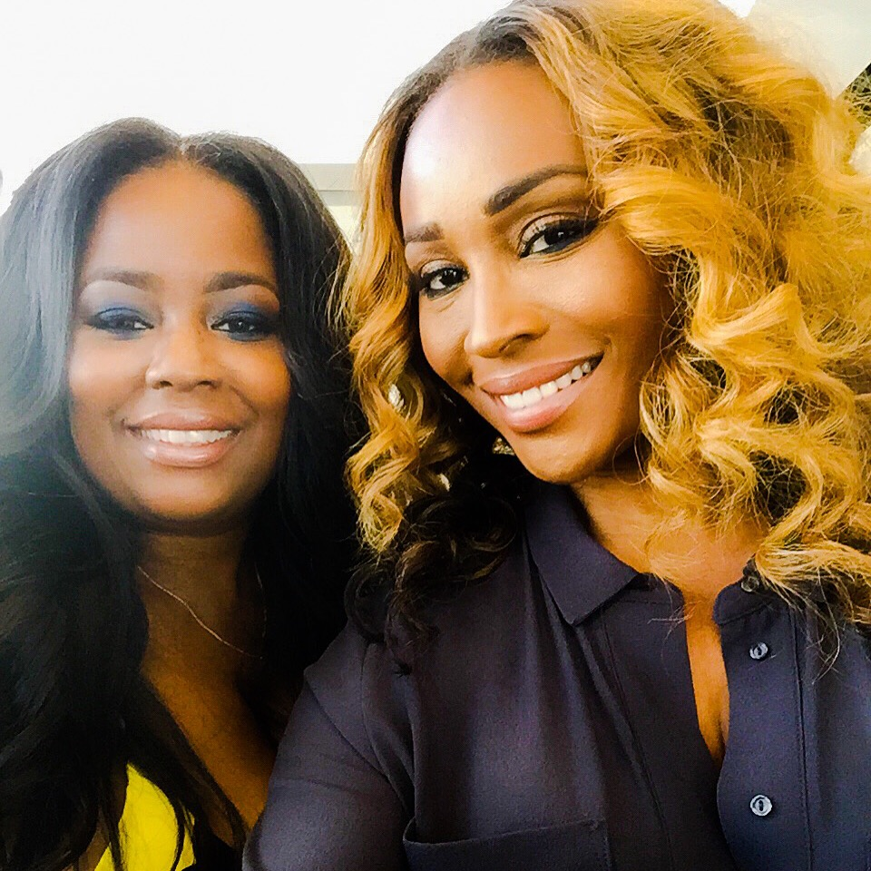 Cynthia Bailey's Eyewear Collection Launch Party
