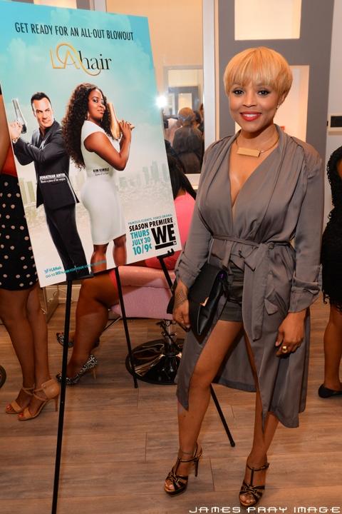 Celebrity Hairstylist Gocha Host Viewing Party In Atlanta