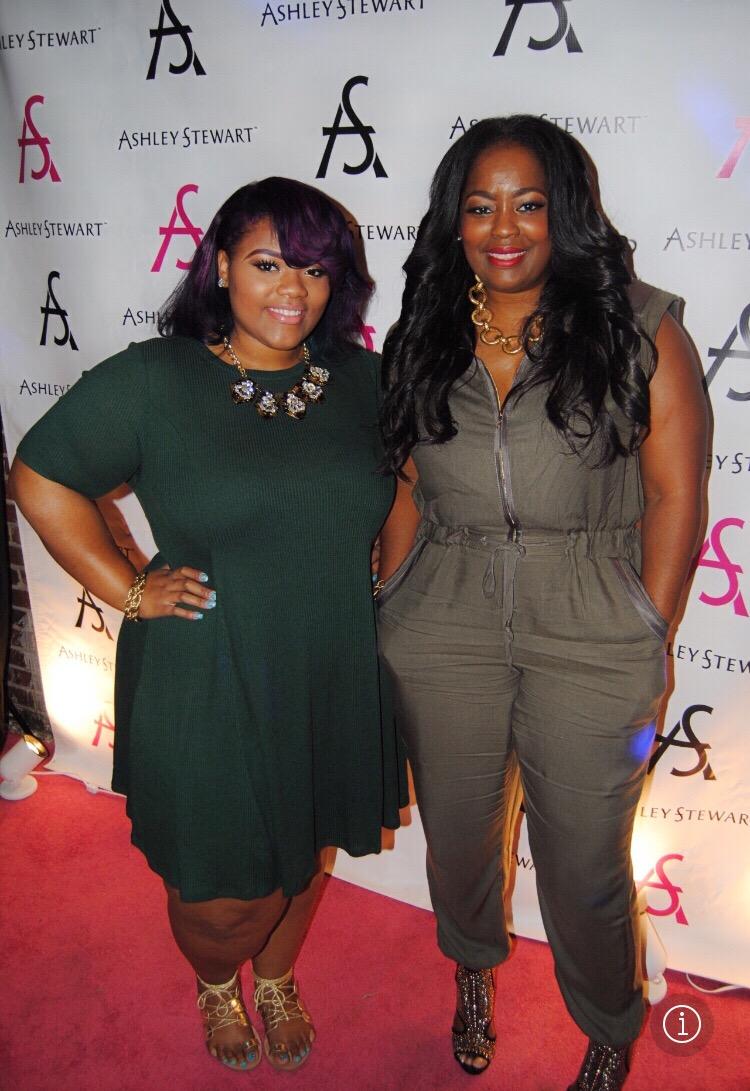 Atlanta Street Style: The Curvy Fashionista Style Expo