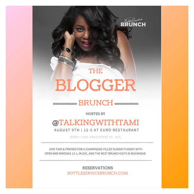 You're Invited: The Blogger Brunch