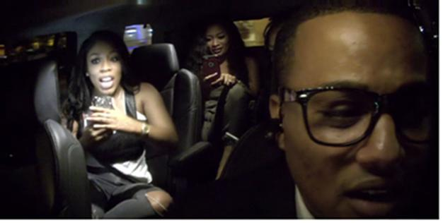 """Sneak Peek: K. Michelle Squares Off With Uber Driver in """"Punk'd"""""""