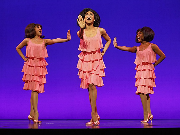 Pinky Review: Motown The Musical