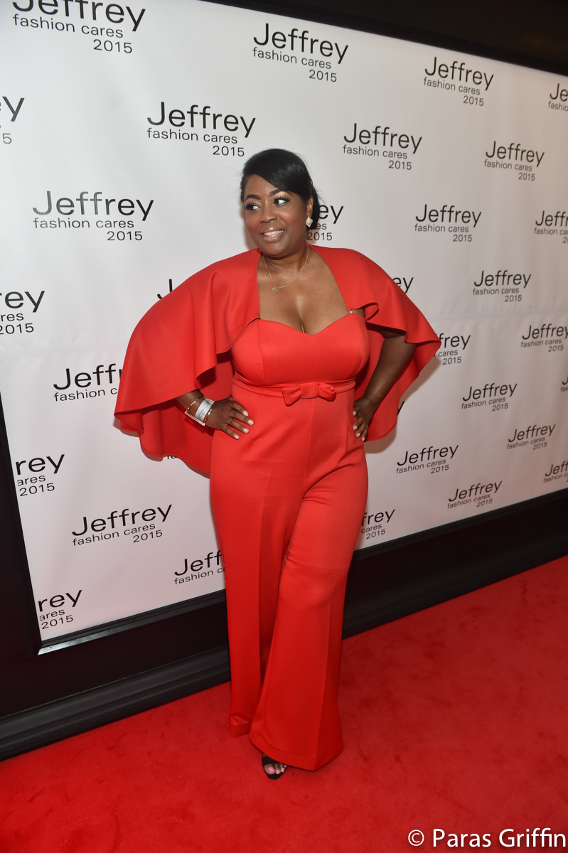 My Style: Maria Harper Designs Jumpsuit With Cape
