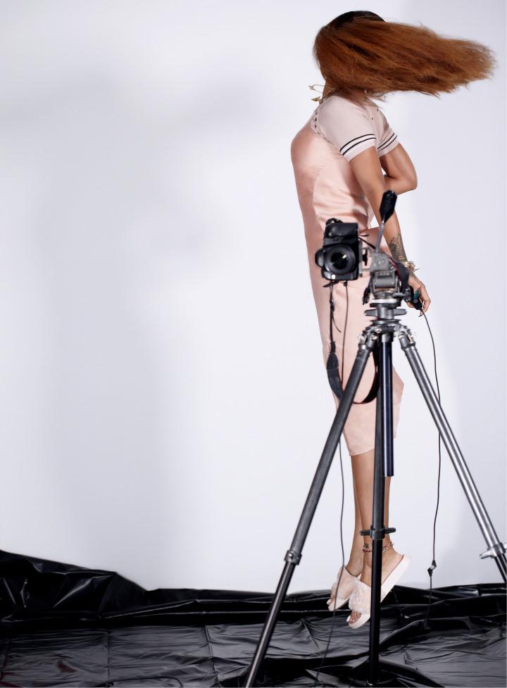 Rihanna For Fader Magazine
