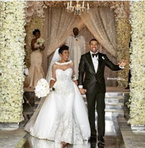 First Look: Steve Harvey's Daughter Karli Gets Married