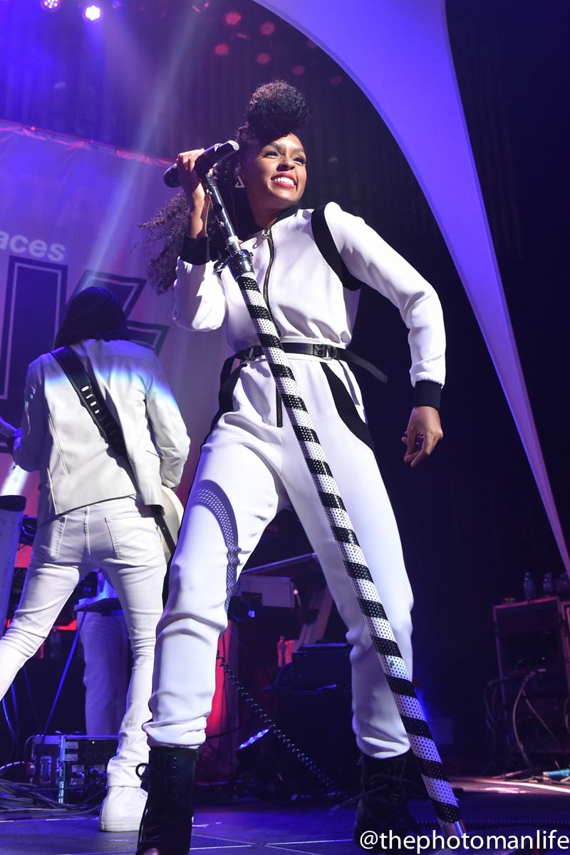 Janelle Monae EEPHUS  Tour Stops In Atlanta!