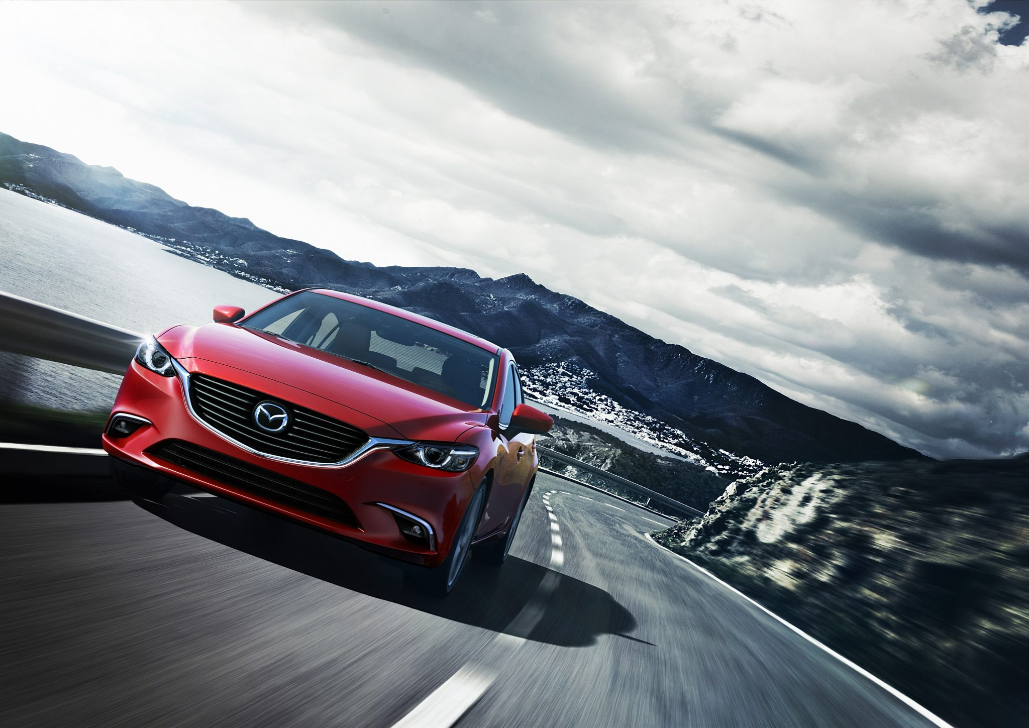 Five Reasons To Fall In LOVE With The 2016 Mazda6!