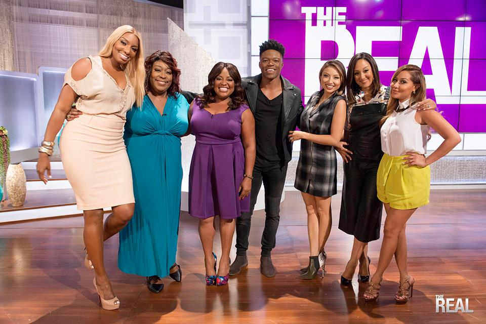 In Case You Missed It: NeNe Leakes On 'The Real'