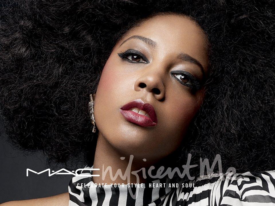 M•A•Cnificent Winner Vanessa Stewart From Atlanta!