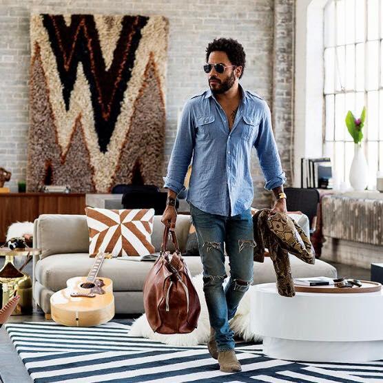 CB2 & Kravitz Design by Lenny Kravitz Home Furnishings