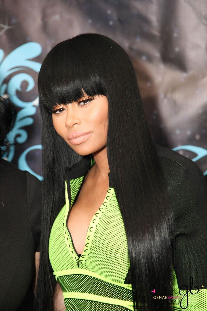 Wardrobe Breakdown: Blac Chyna At Conceal Virgin Hair Launch Party