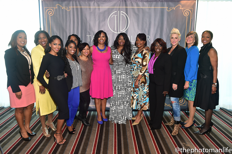Taffi Dollar's 'The Belief Series' Private Viewing Dinner