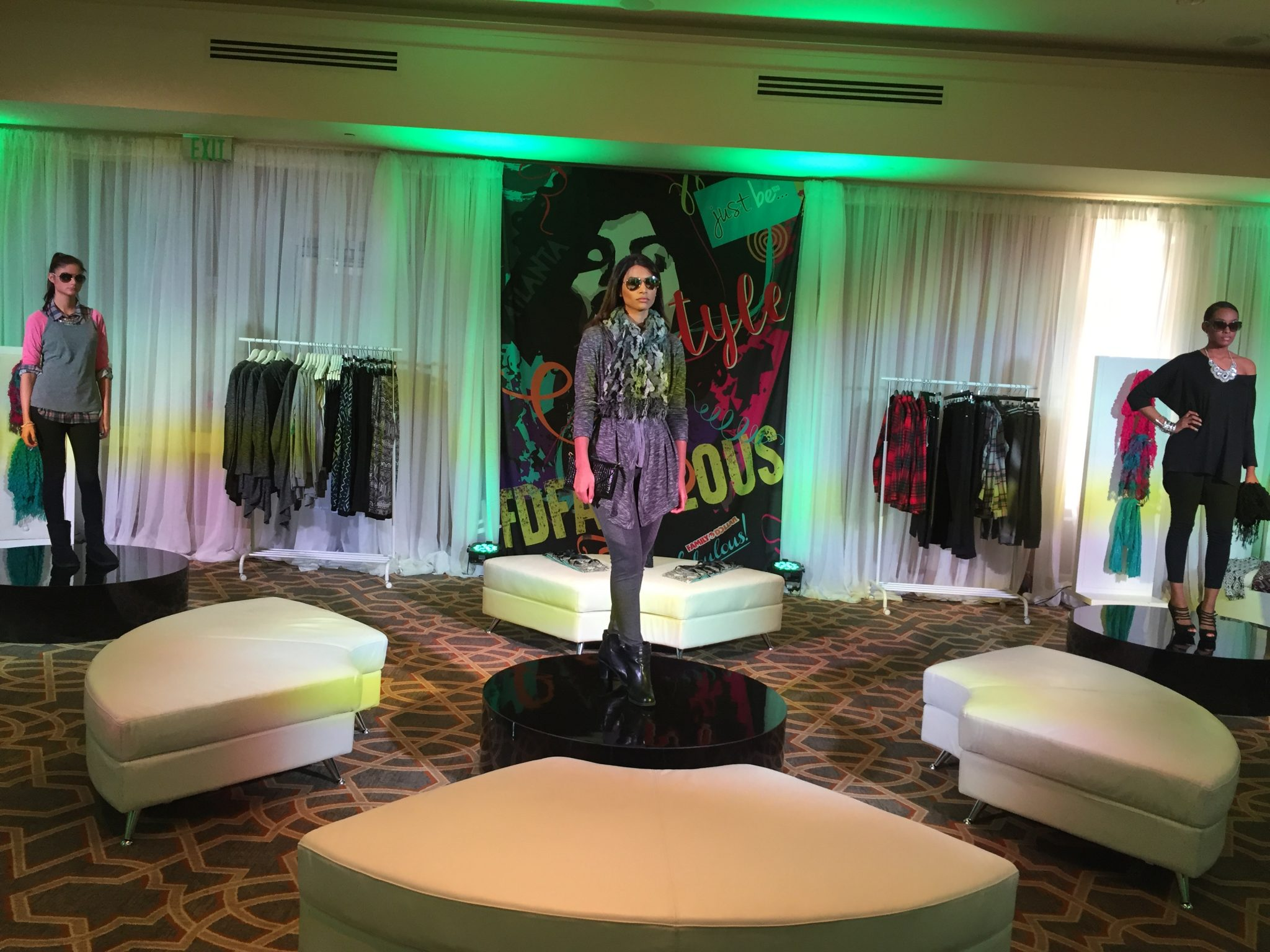 Just Be…Boutique & Fashion Show At #FDFabulous