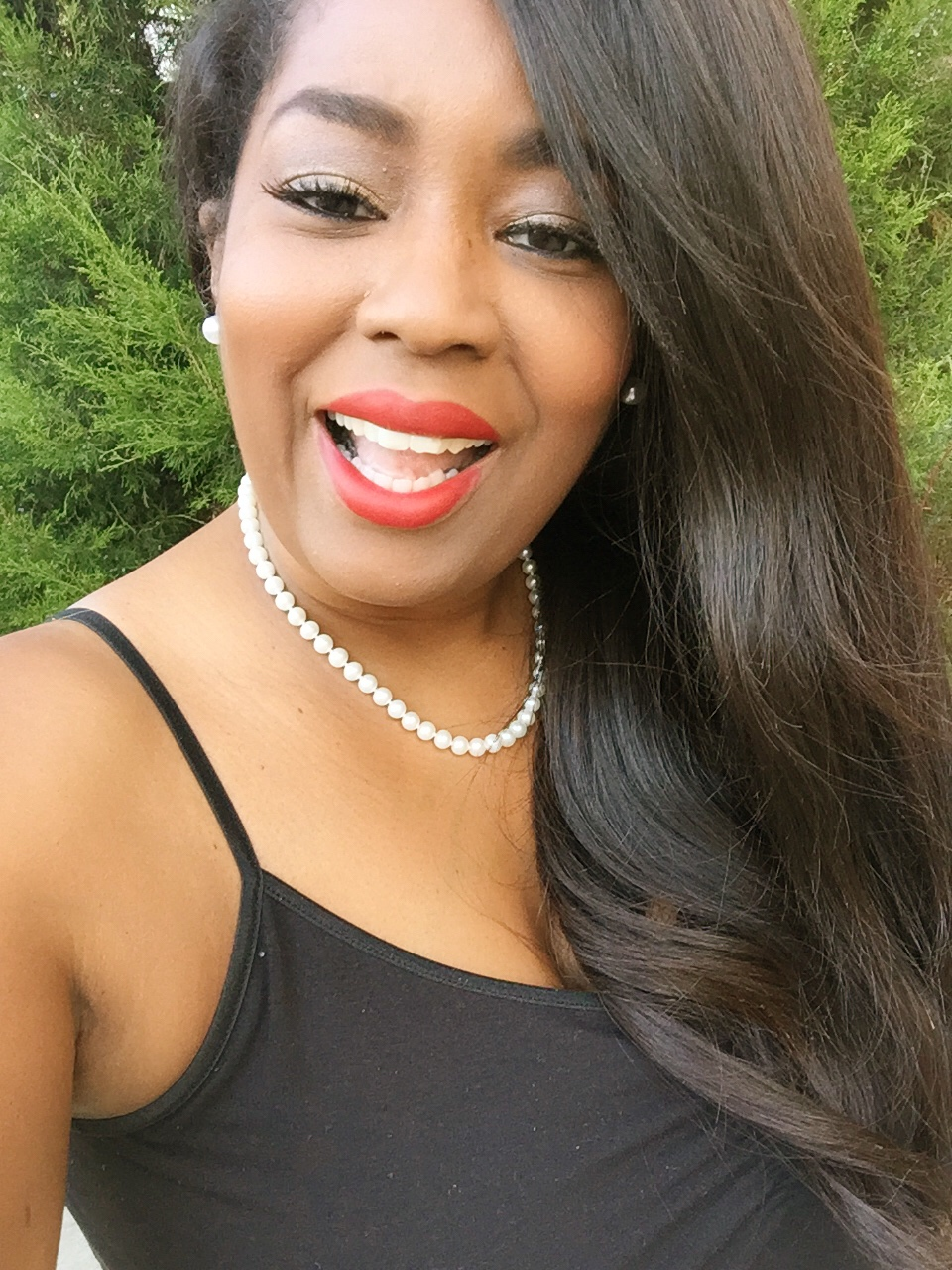 My Style: White Freshwater Pearl Necklace