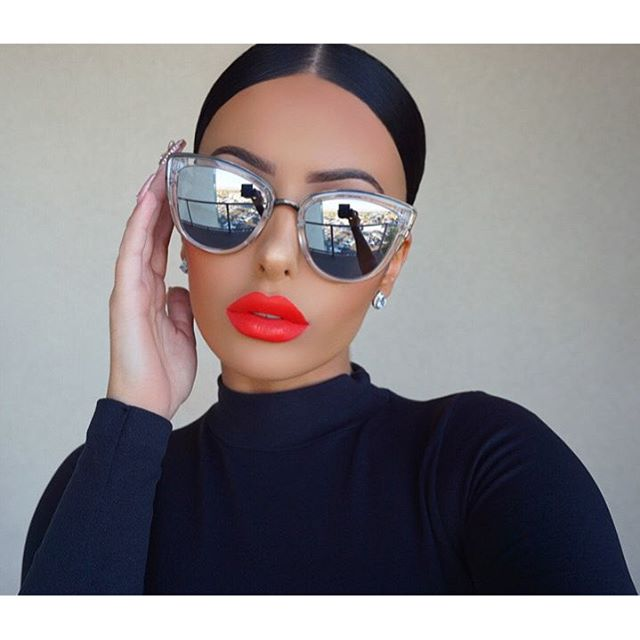 Get The Look: Makeup Artist Amrezy Bold Red Lips