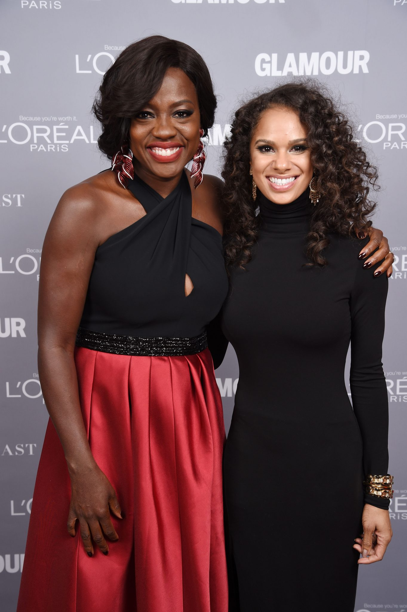 Women Of Color Shine At 'Glamour Women Of The Year'