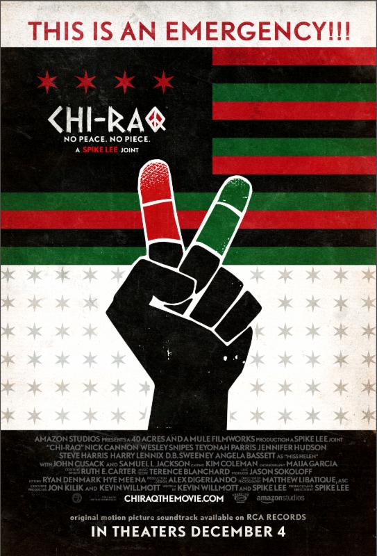 New Movie: CHI-RAQ Starring Nick Cannon, Wesley Snipes, Angela Bassett