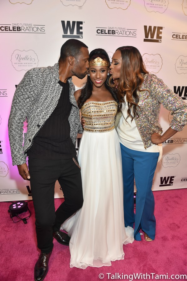 First Look: Cynthia Bailey's Daughter Noelle Sweet 16 On David Tutera's Celebrations