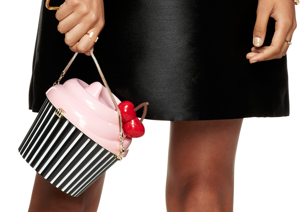 Pinktastic Saturday: Kate Spade Magnolia Sweets Themed Capsule Collection