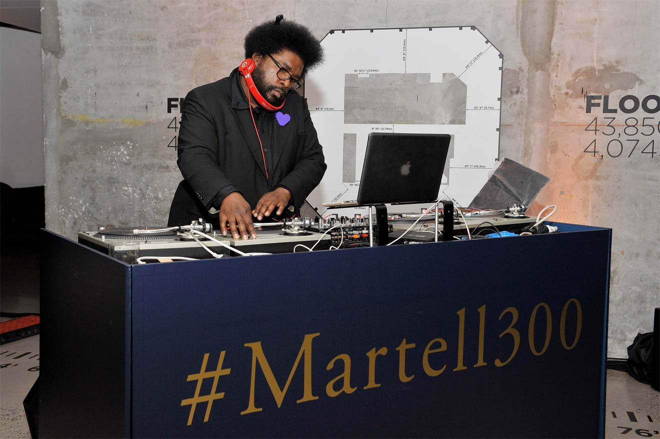 'The Vanguard Series' Headed To Atlanta With Special Guest Questlove #Martell300