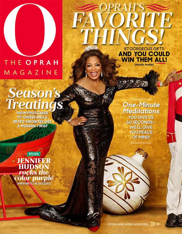 Oprah For O Magazine