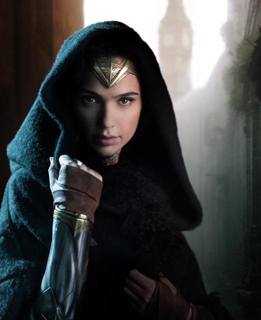 First Look: 'Wonder Woman' Starring Gal Gadot