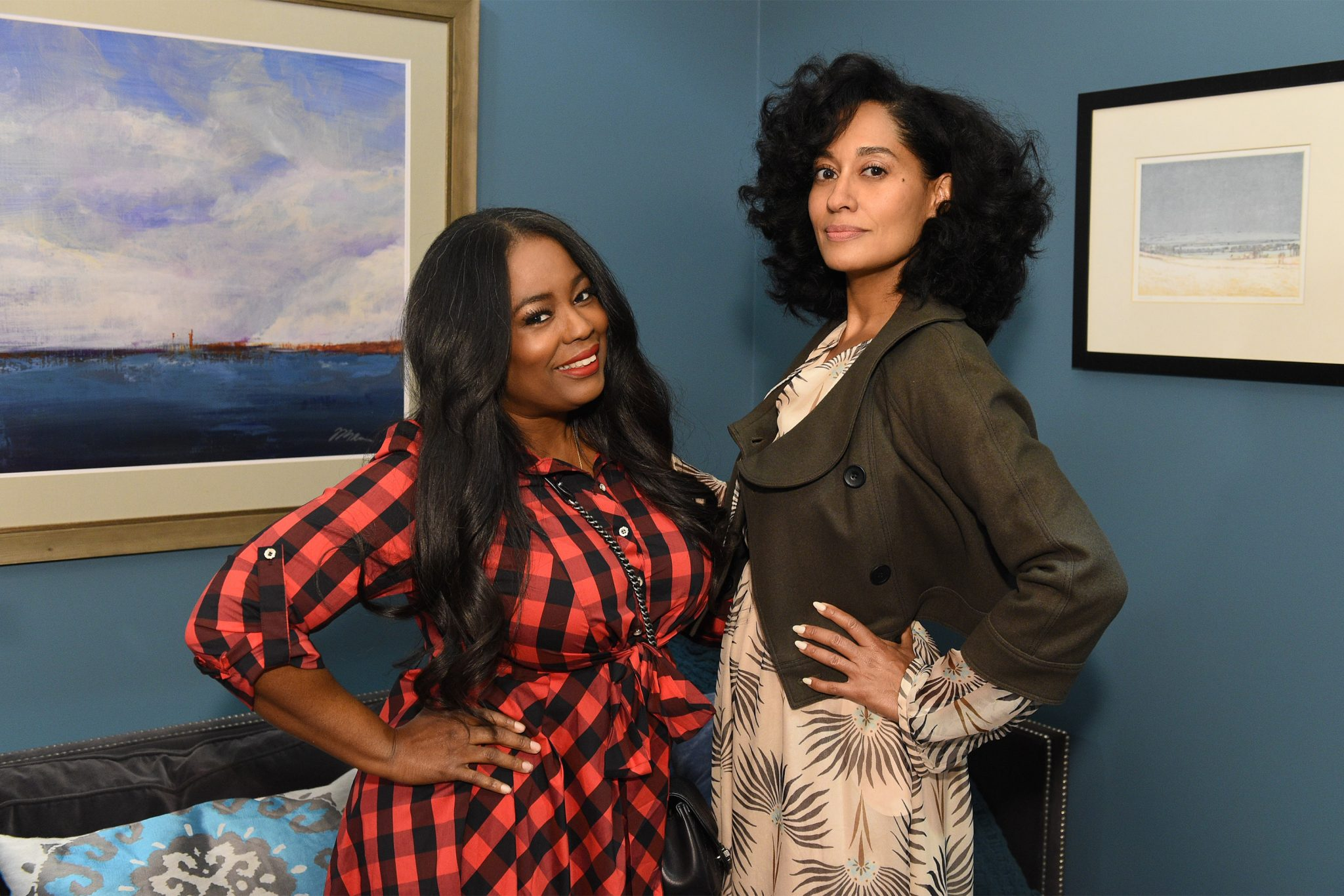 Fun Facts I Learned While Interviewing Actress Tracee Ellis Ross #ABCTVEVENT