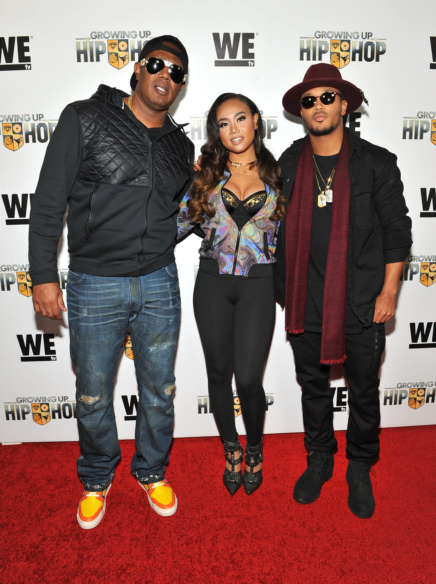 'Growing Up Hip Hop' Premiere Party In NYC!
