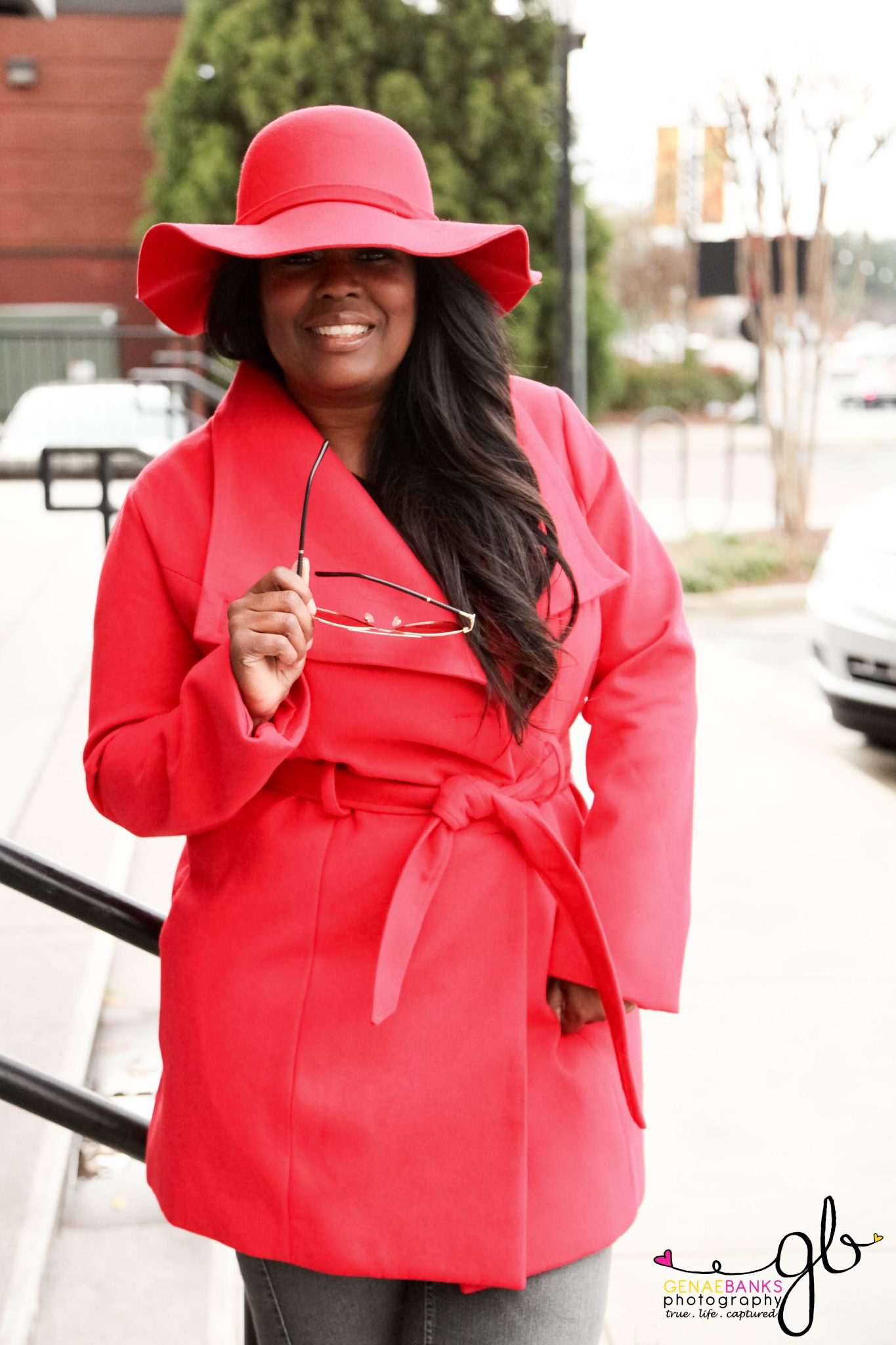 My Style: Belle Belted Coat