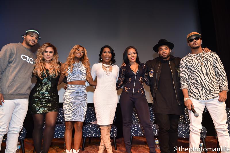 'Growing Up Hip Hop' Atlanta Premiere