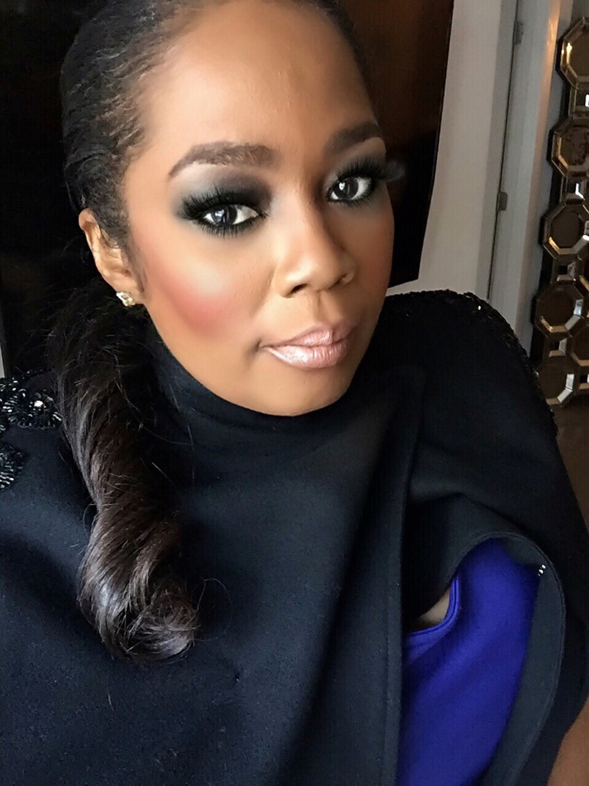 My Style: Trumpet Awards Red Carpet Look