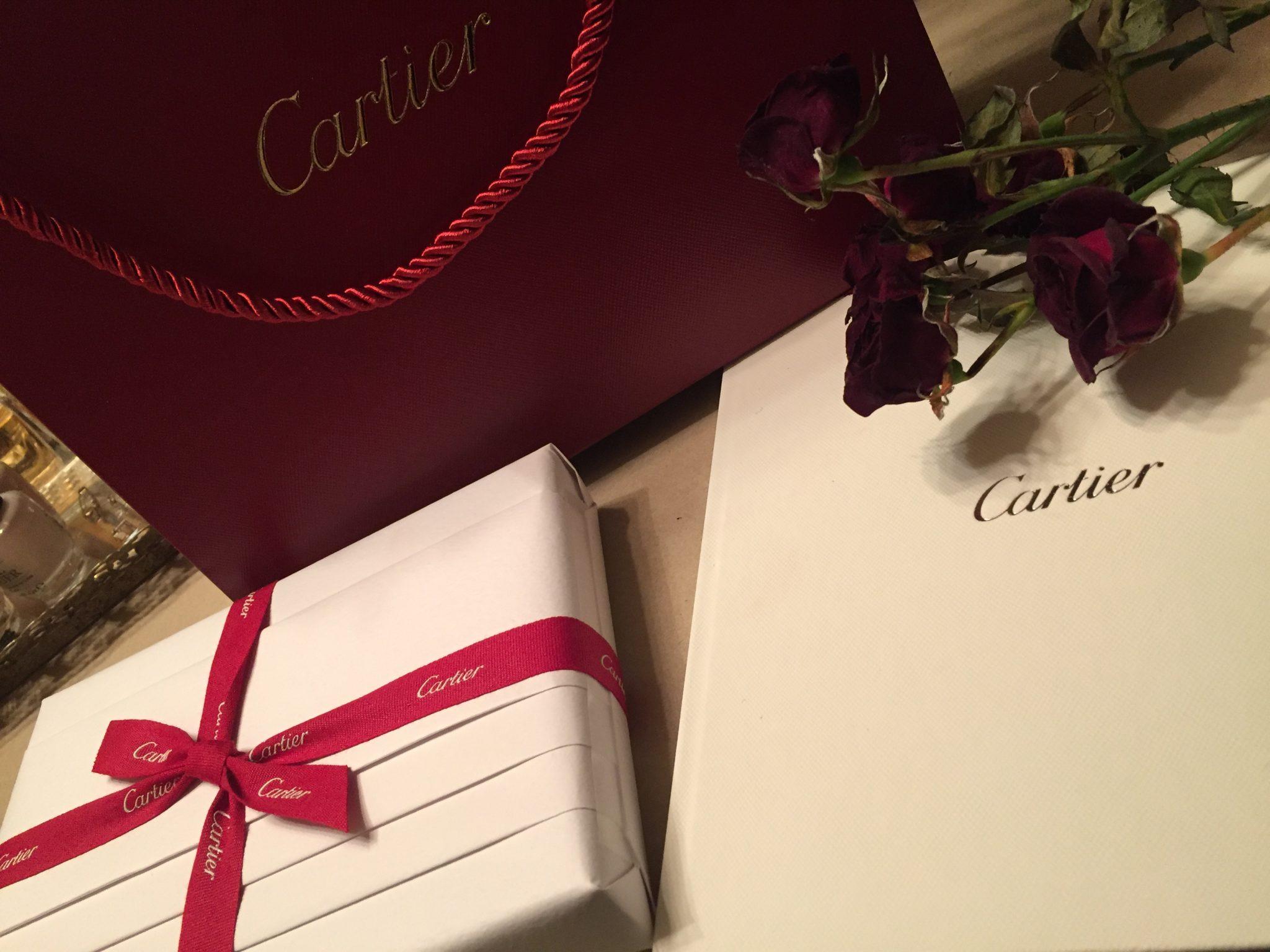 My Lovely Cartier Stationery
