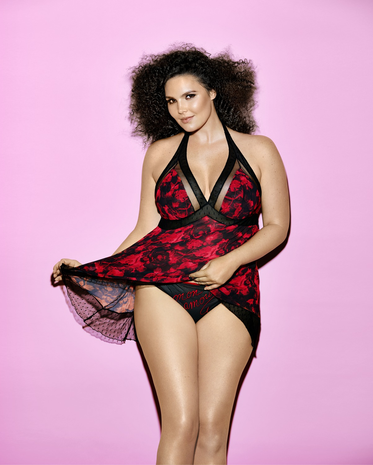 Sophie Theallet For Cacique Valentine's Day Collection