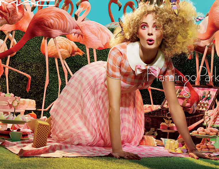 M.A.C Presents…Flamingo Park Spring 2016 Collection
