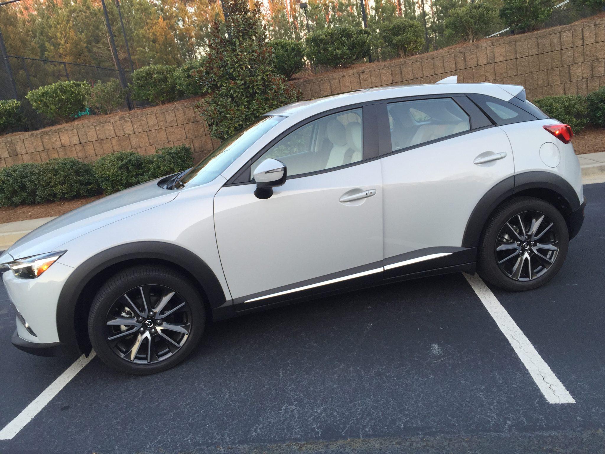 My Kinda Car! The 2016 Mazda CX-3