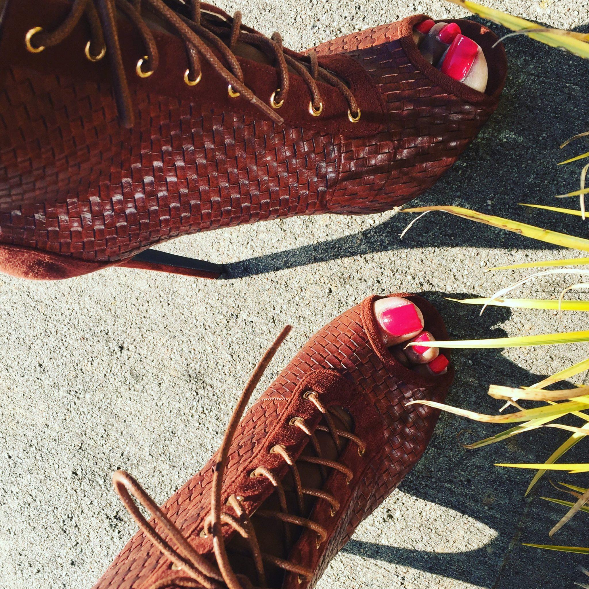 Shoedazzle 'Laurita' Booties