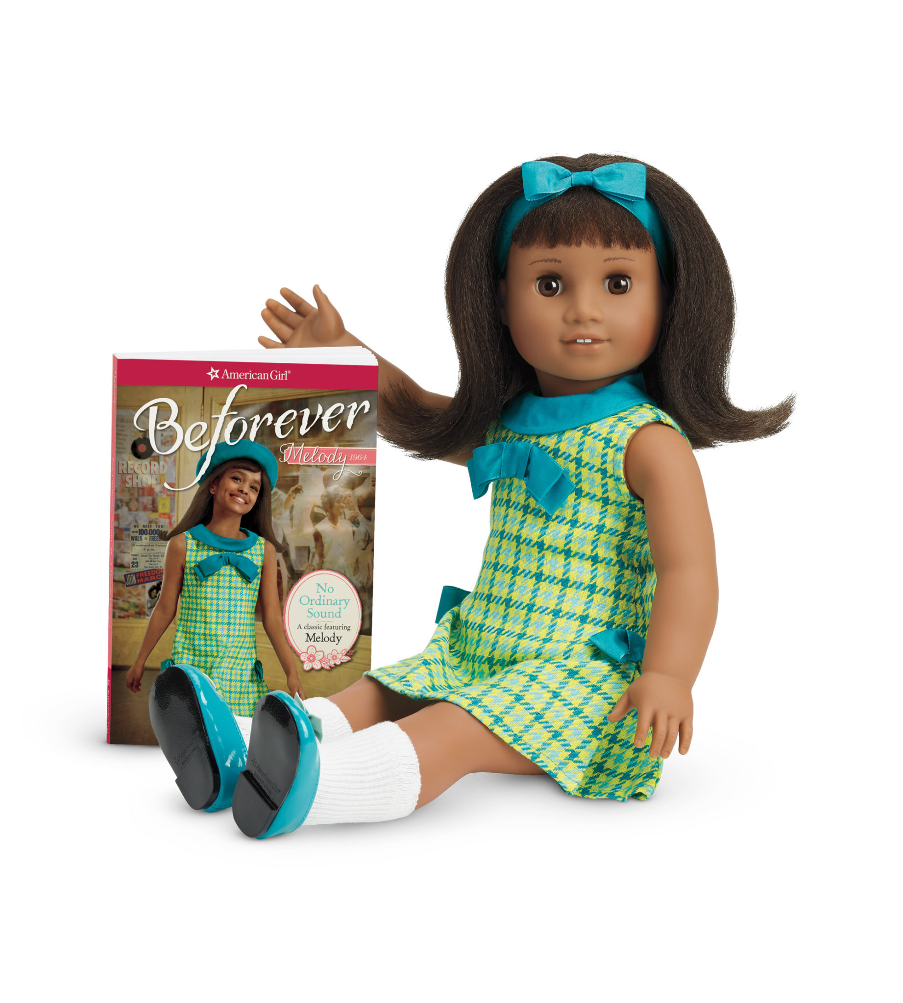 American Girl To Launch New Doll Melody Ellison