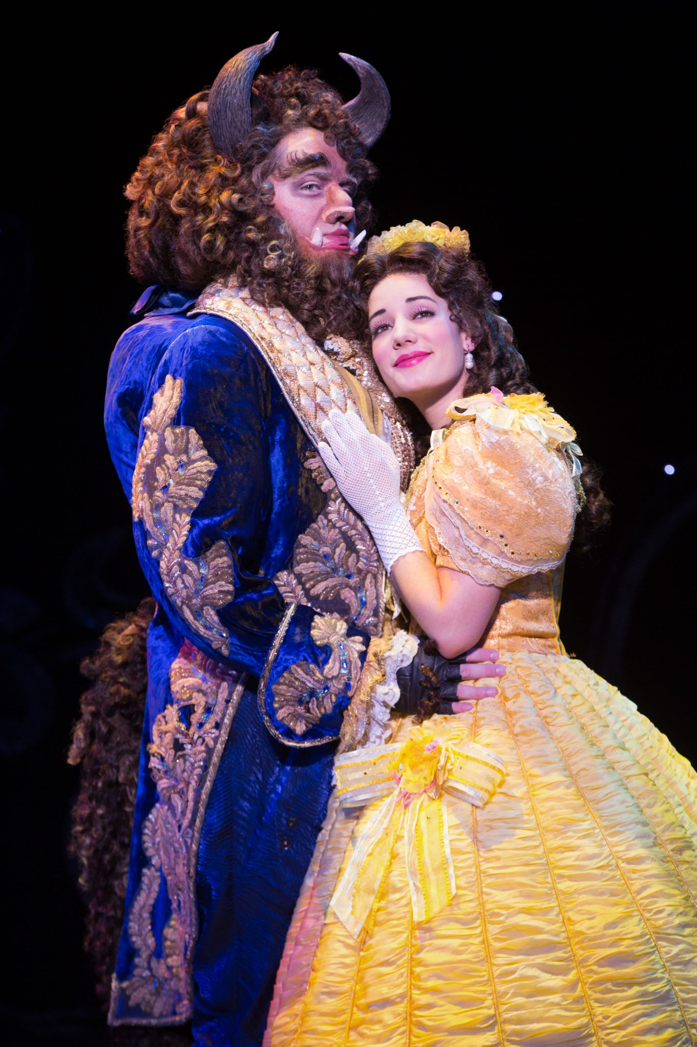 My Experience Seeing Disney's 'Beauty And The Beast'