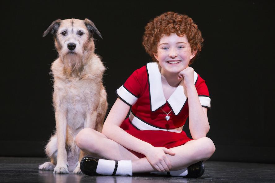 Annie Coming To Fox Theatre