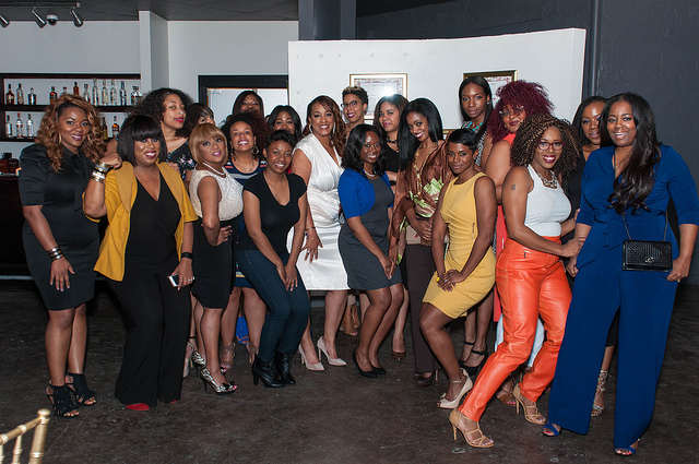 Strength Of Nature 'Women In Power' Private Dinner