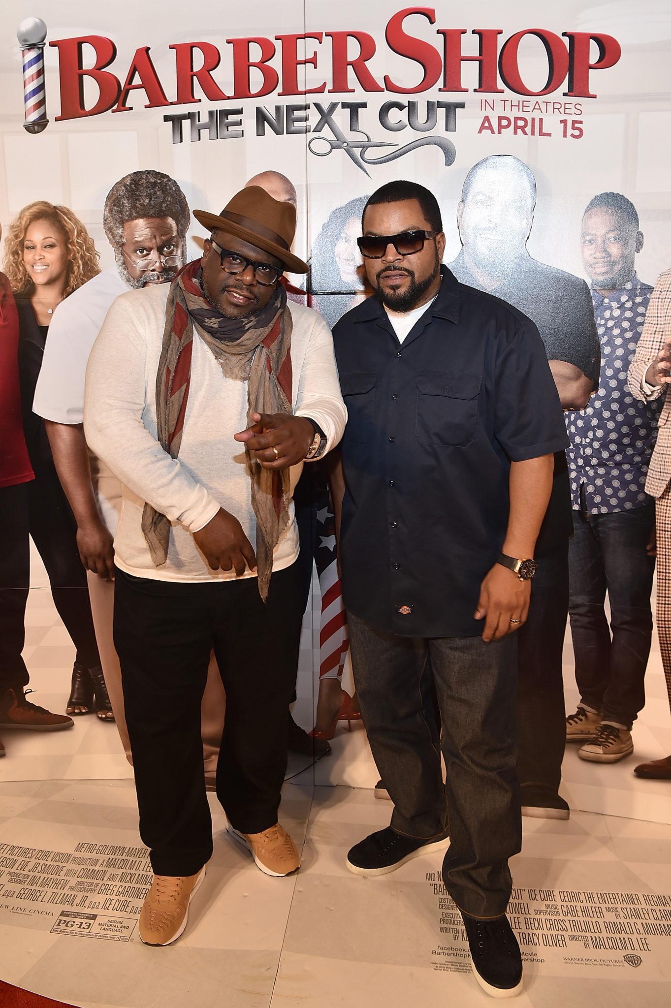 Barbershop: The Next Cut Atlanta Red Carpet Advance Screening