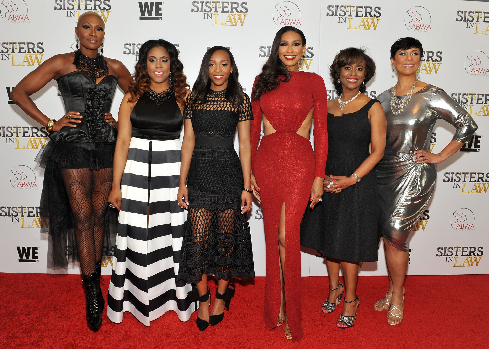 """NY Premiere Of WE tv's """"Sisters In Law"""""""