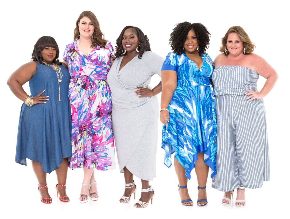 Ashley Stewart Launches Extended Sizes With Top Fashion Bloggers