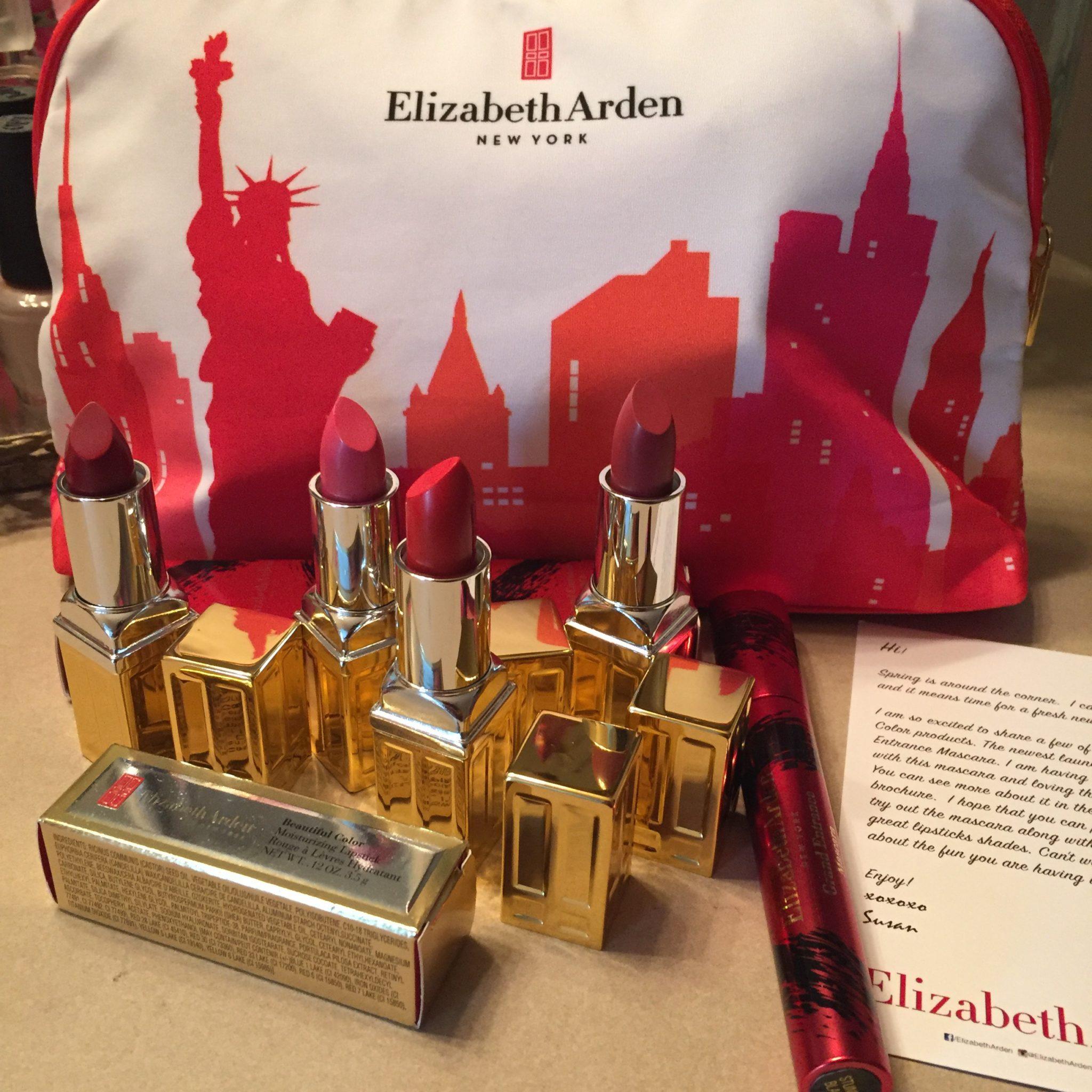 Get The Look: Elizabeth Arden New York