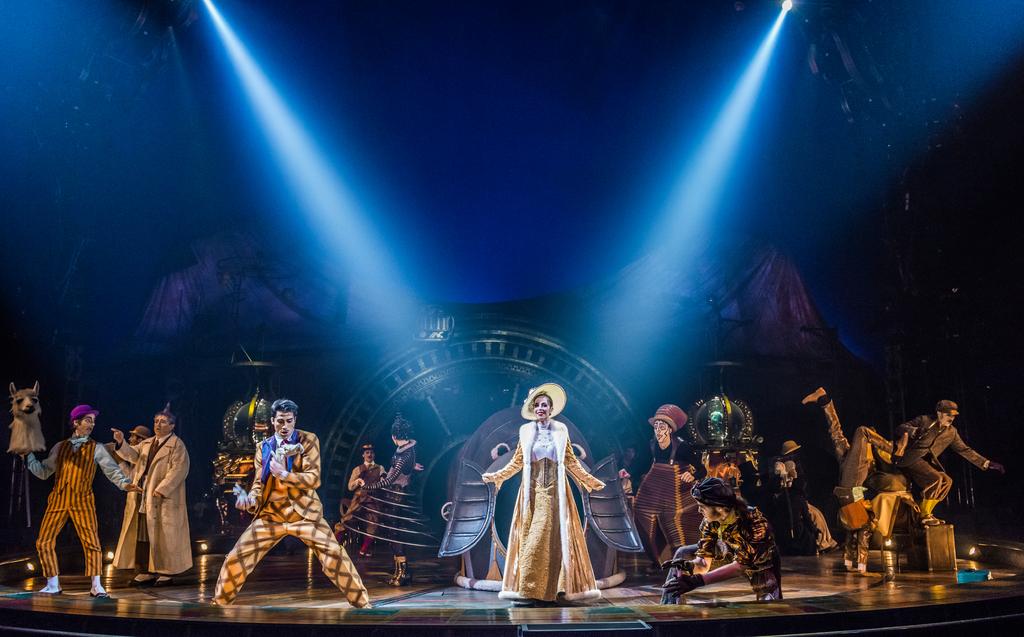 Recap: Cirque Du Soleil 'Kurios' Cabinet Of Curiosities