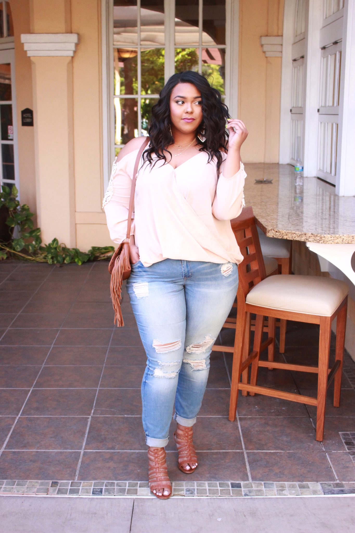 Style Trend: Distressed Jeans